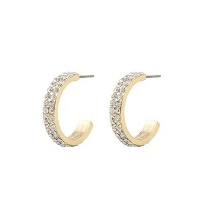 Zin Small Ring Earring