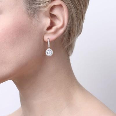 Elaine Round Earring