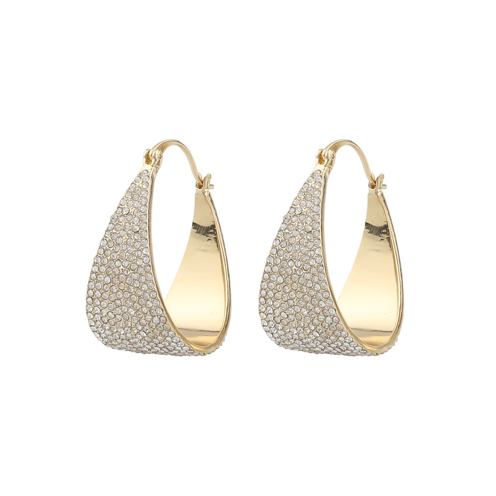 Ciel Small Oval Earring