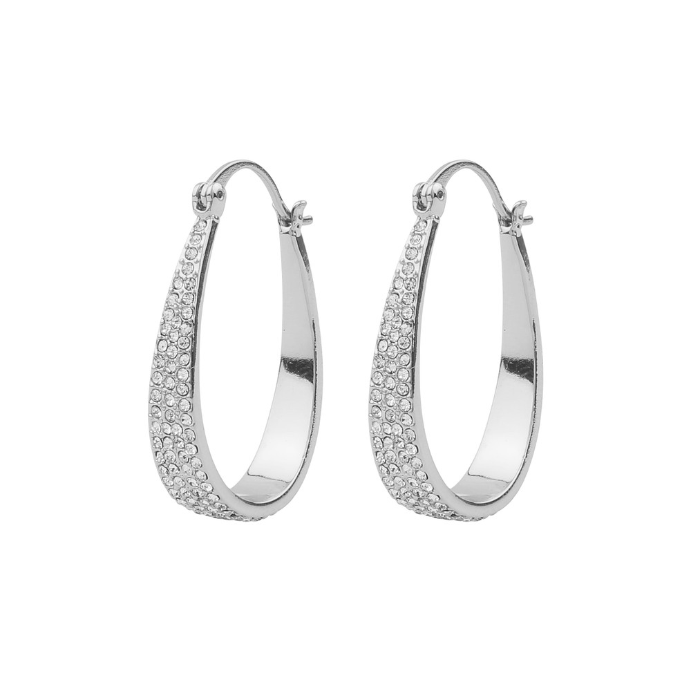 Ciel Short Oval Earring