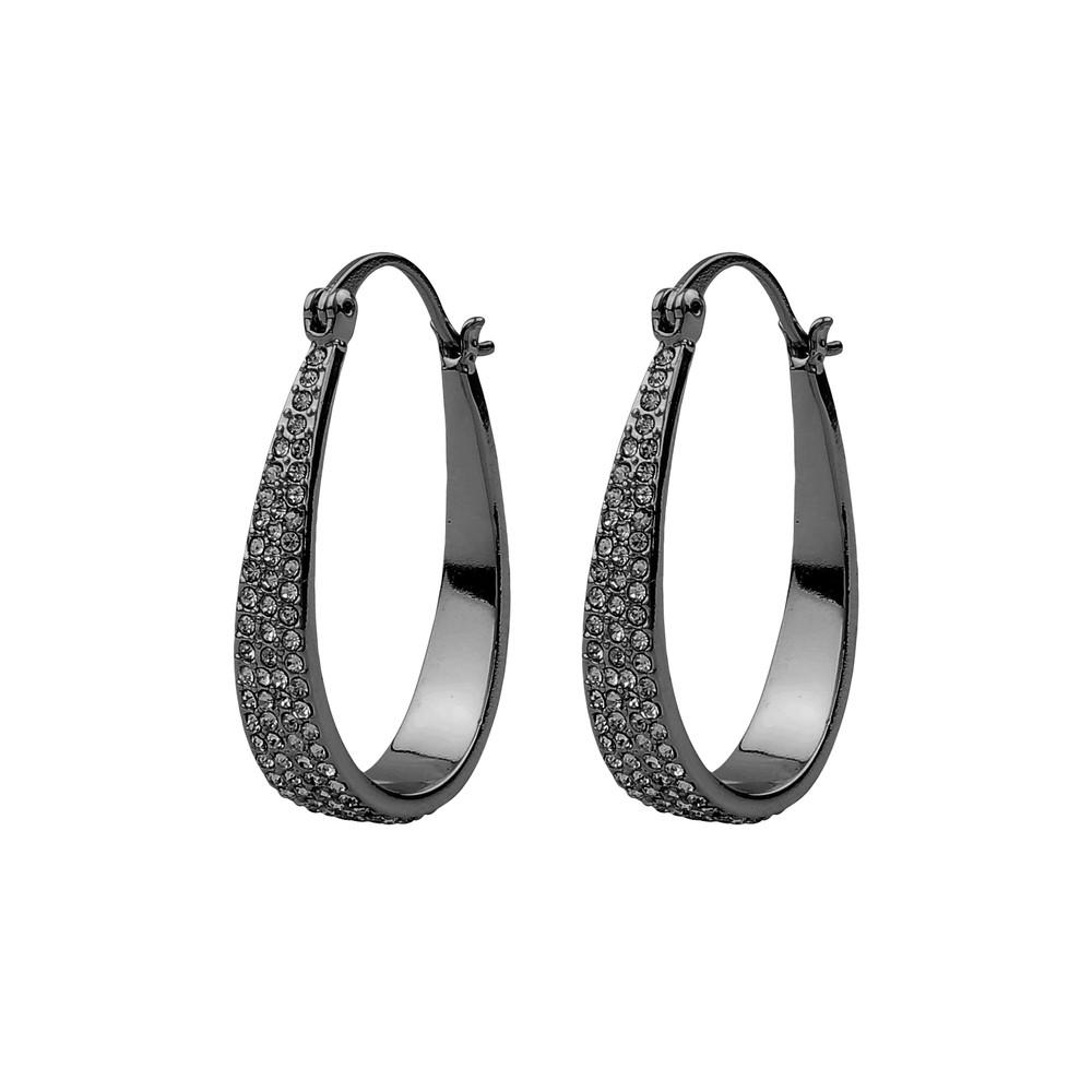 Ciel Short Oval Earring