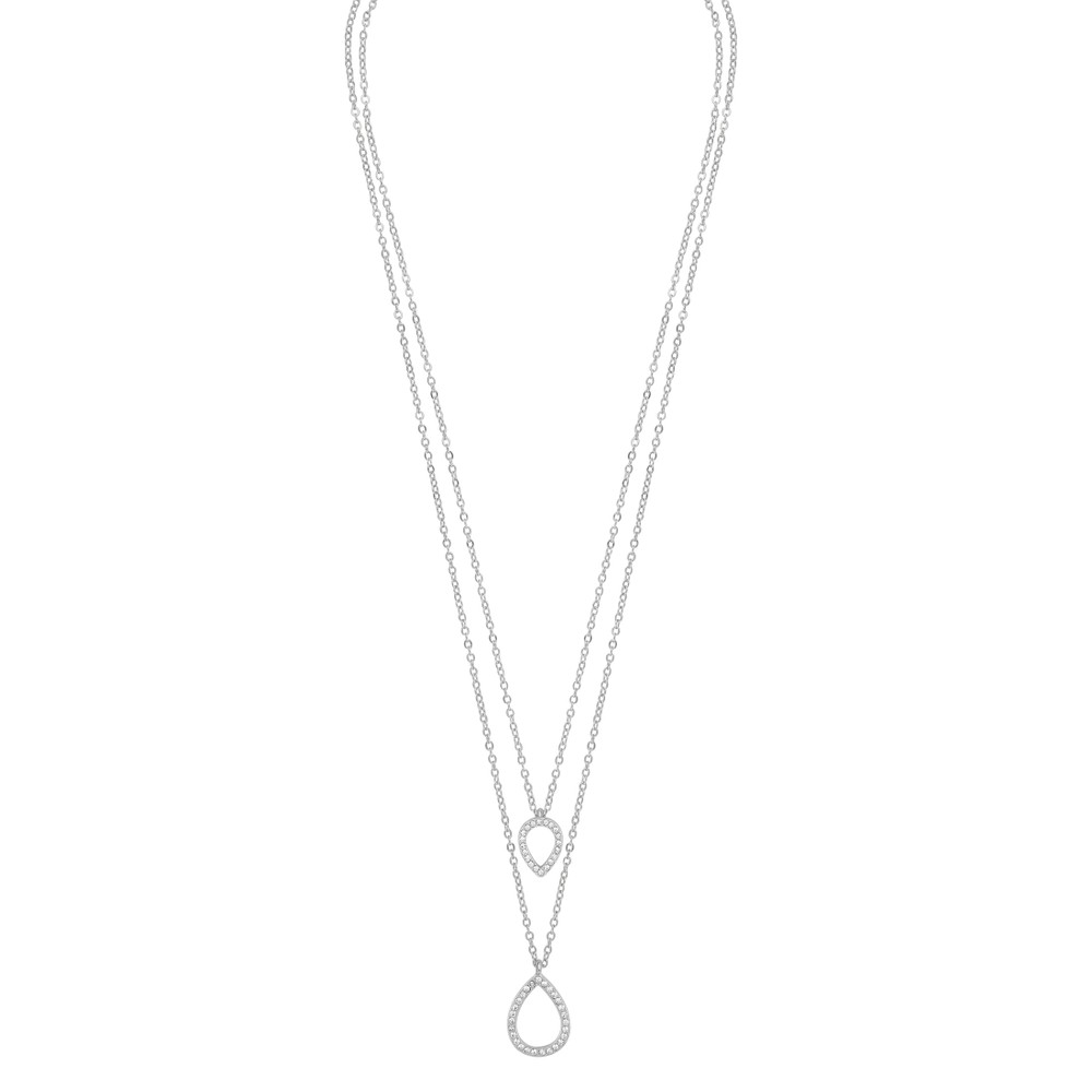 Ciel Double Pendant Necklace
