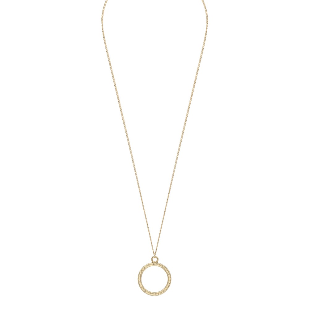 Bridget Ring Pendant Necklace