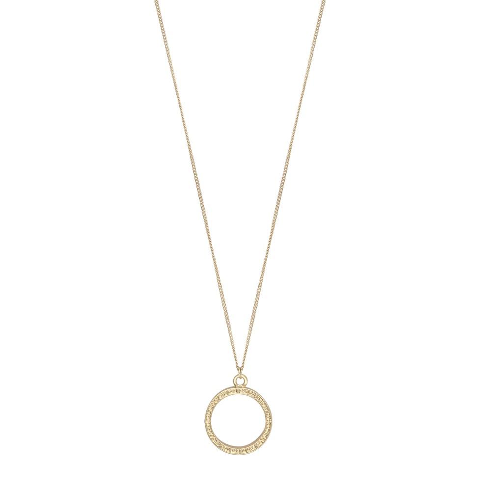 Bridget Ring Pendant Necklace