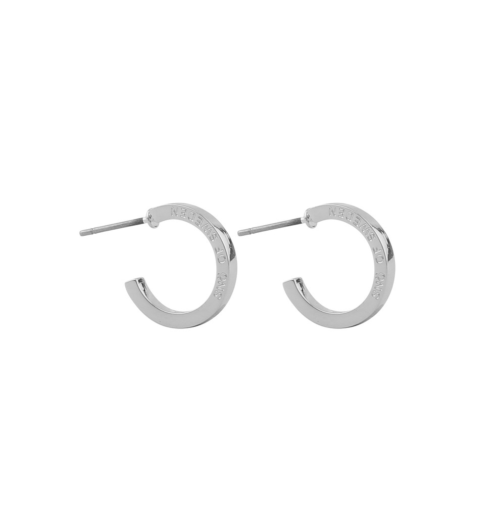 Bridget Small Oval Earring