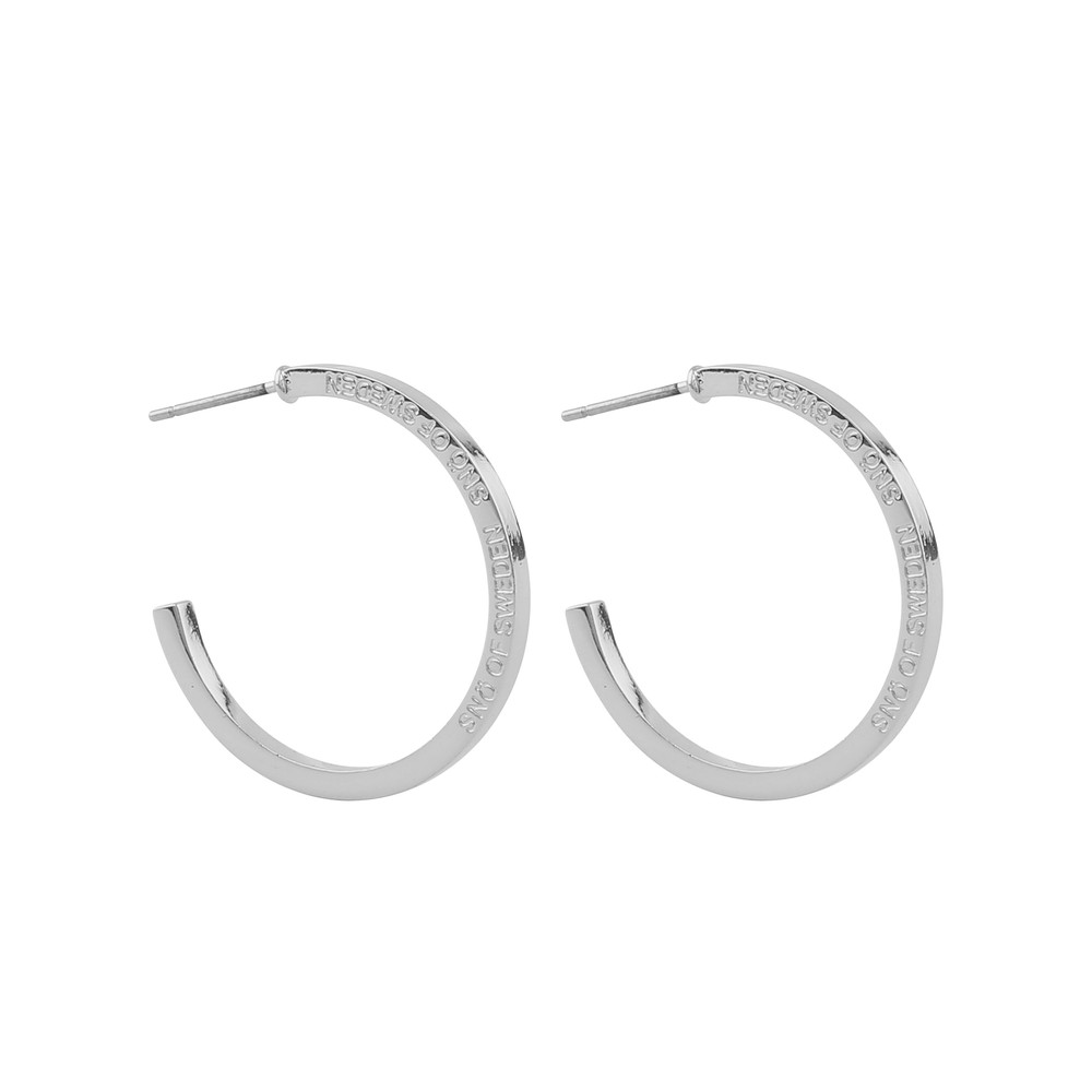 Bridget Oval Earring