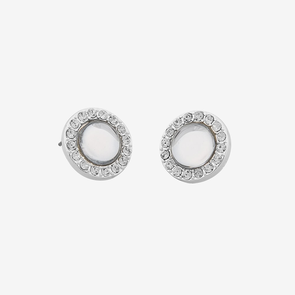 Brooke Small Stone Earring