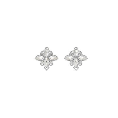 Crystal Small Stone Earring
