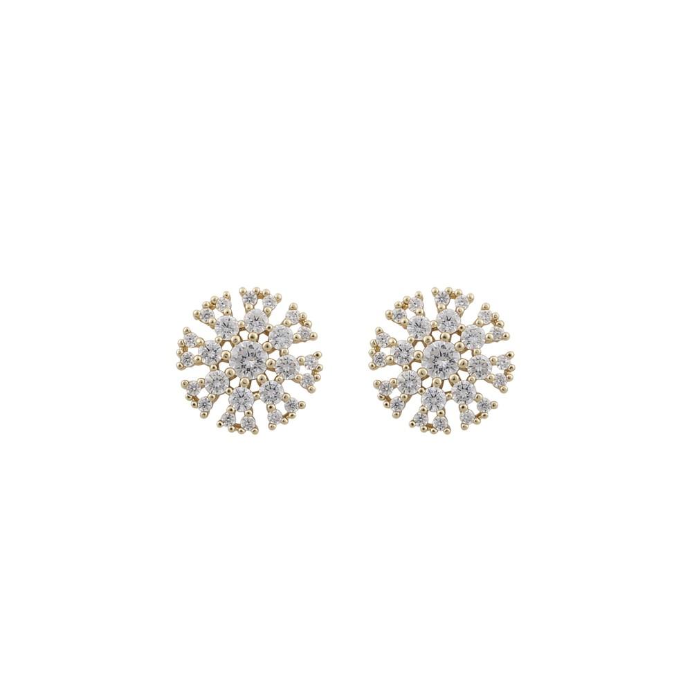 Crystal Vintage Earring