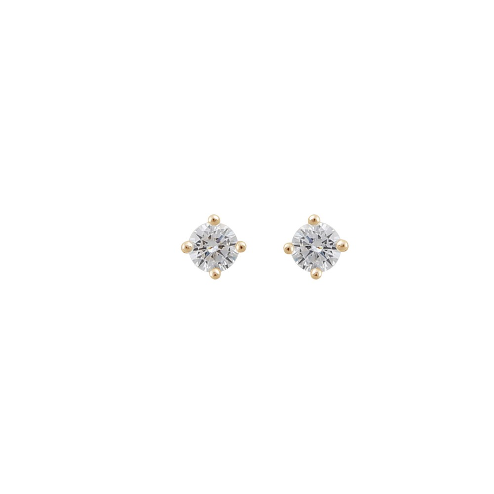 Crystal Vintage Small Earring