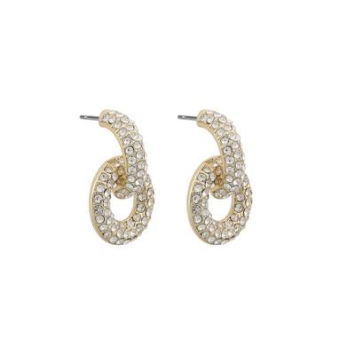 Grass Short Ring Earring