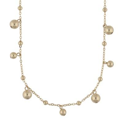 June Charm Necklace