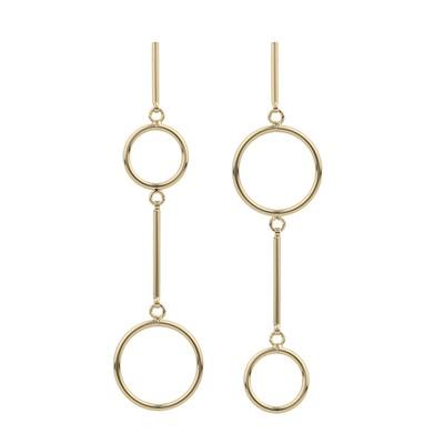 Lio Round Pendant Necklace