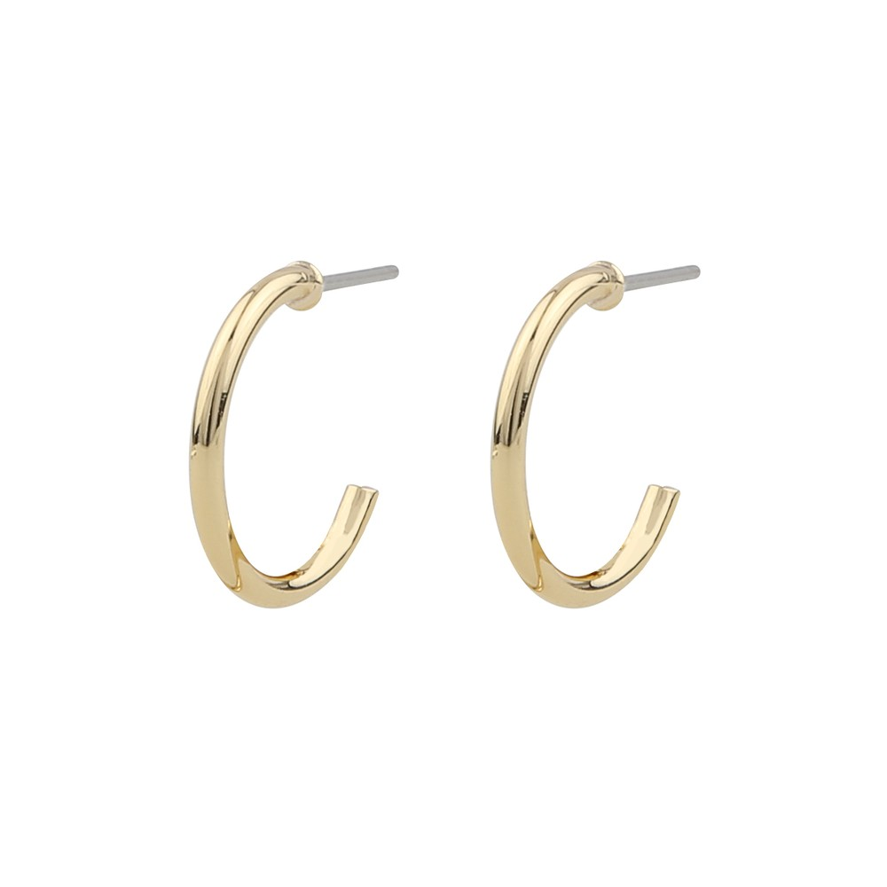 Lio Small Oval Earring
