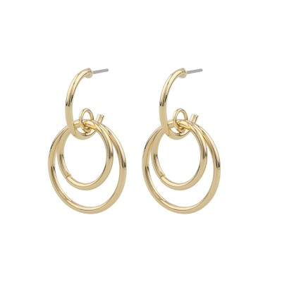 Lio Small Pendant Earring
