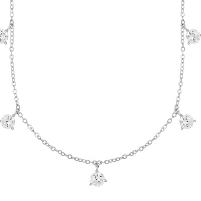 Lynn Charm Necklace