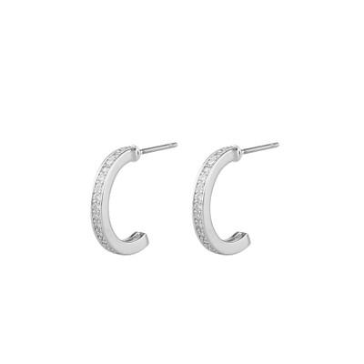 Lynn Oval Earring