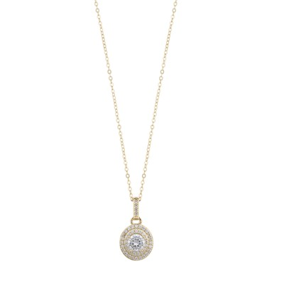 Lynn Pendant Necklace