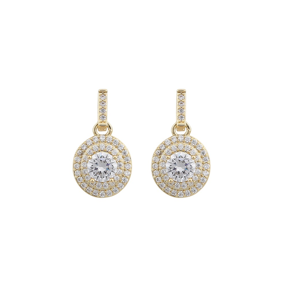 Lynn Small Pendant Earring