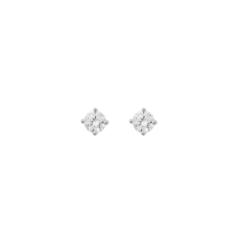 Lynn Small Stone Earring