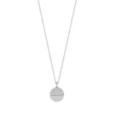 Marseille Coin Pendant Necklace