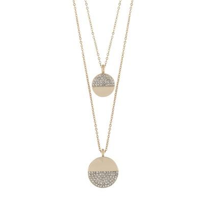 Marseille Double Necklace