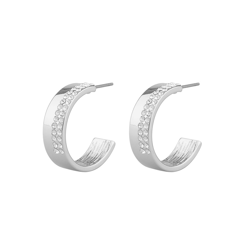 Marseille Oval Earring