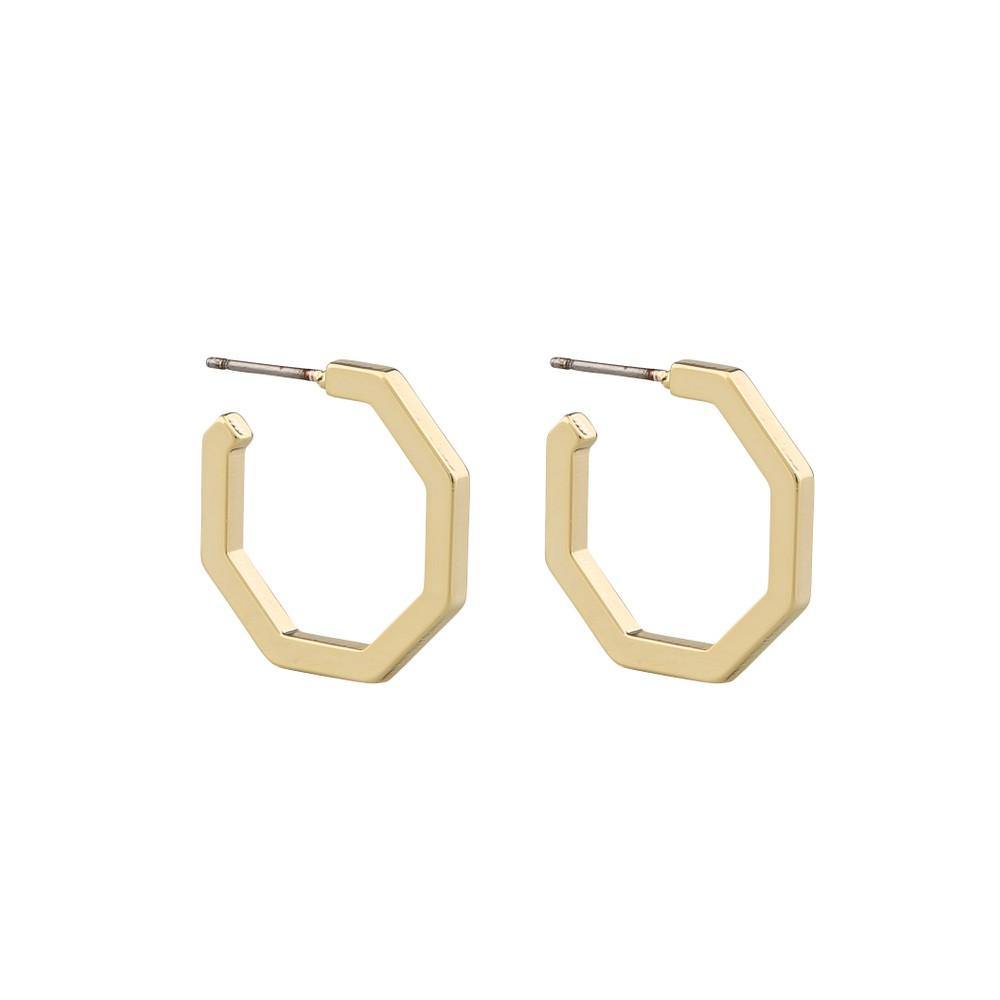 Paus Oval Earring