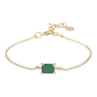 Satin Small Chain Bracelet