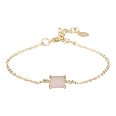 Satin Small Chain Bracelet