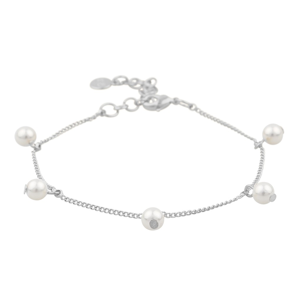 Silk Charm Bracelet