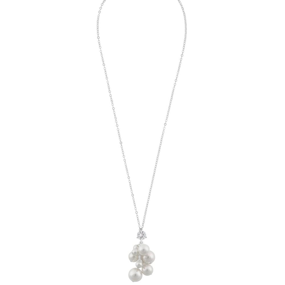 Silk Tassel Necklace