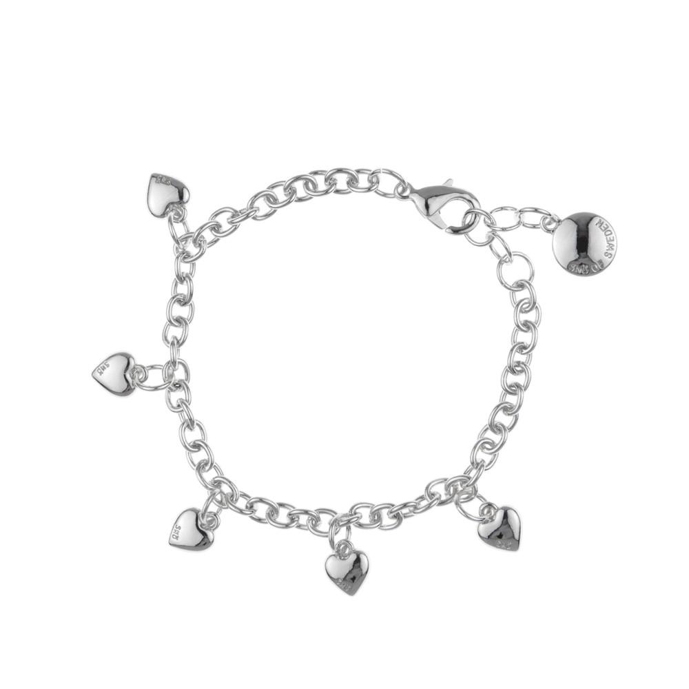 Small Card Charm Bracelet
