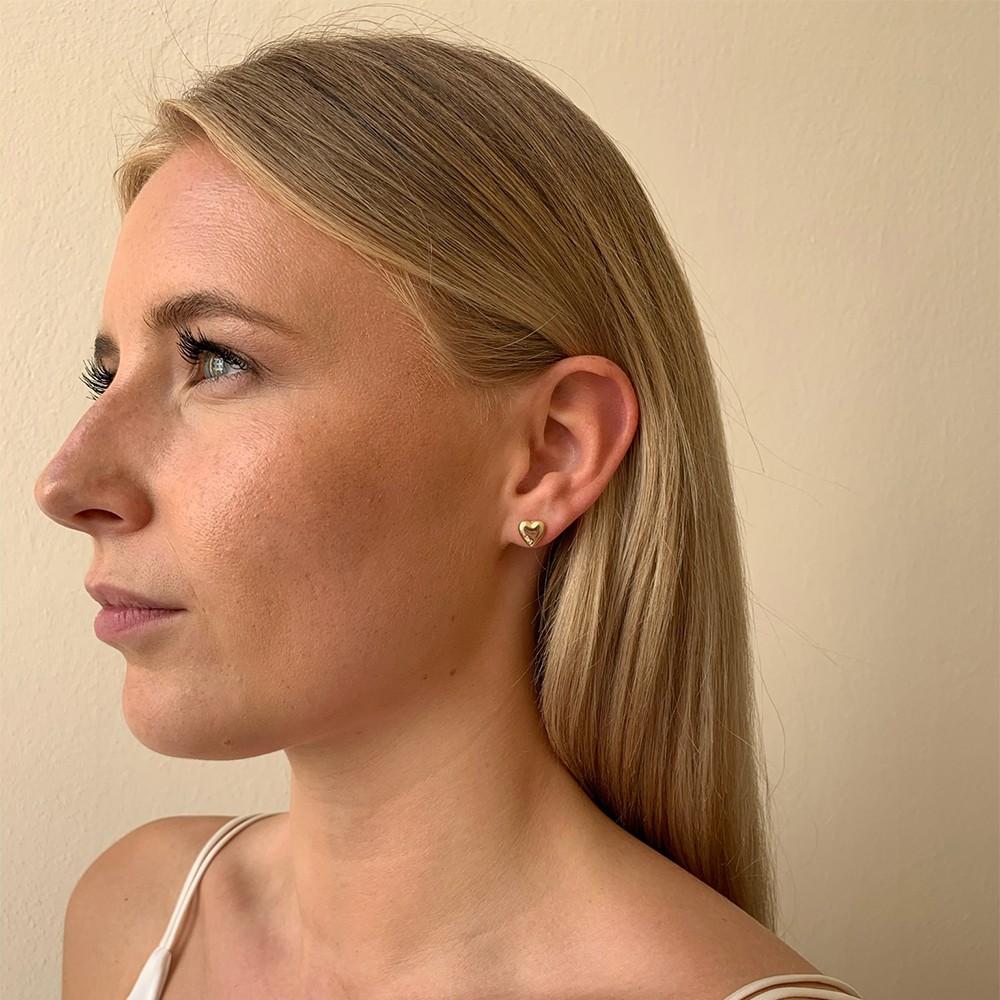 Small Card Earring