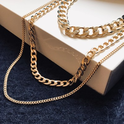 Chase Mario Large Necklace