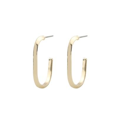 Agatha Oval Earring