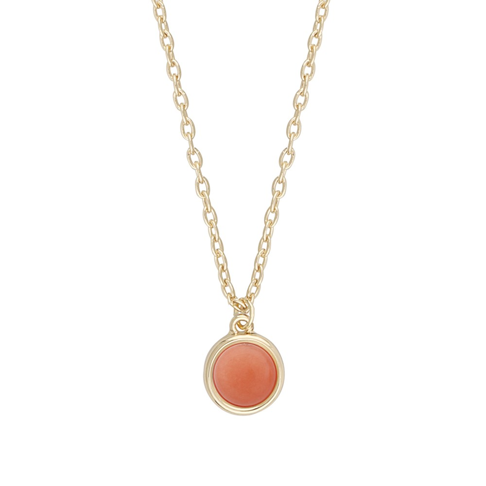 Agatha Small Pendant Necklace