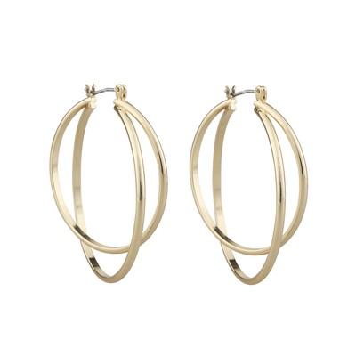 Alba Big Ring Earring