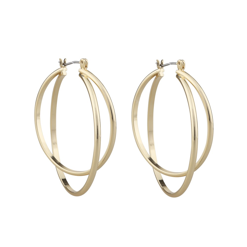 Alba Big Ring Earring