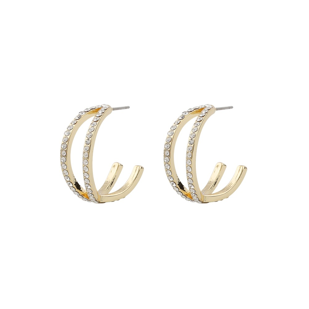 Francis Oval Earring