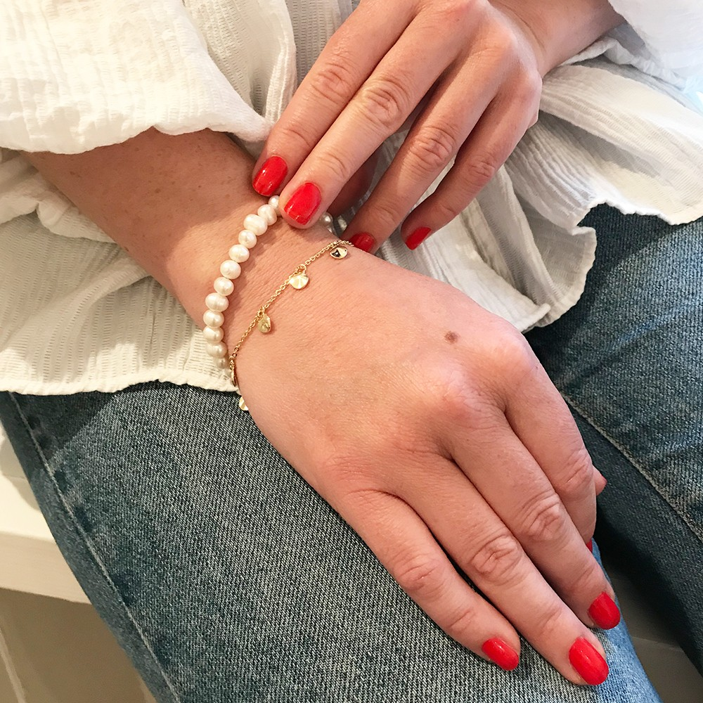 Jain Charm Bracelet