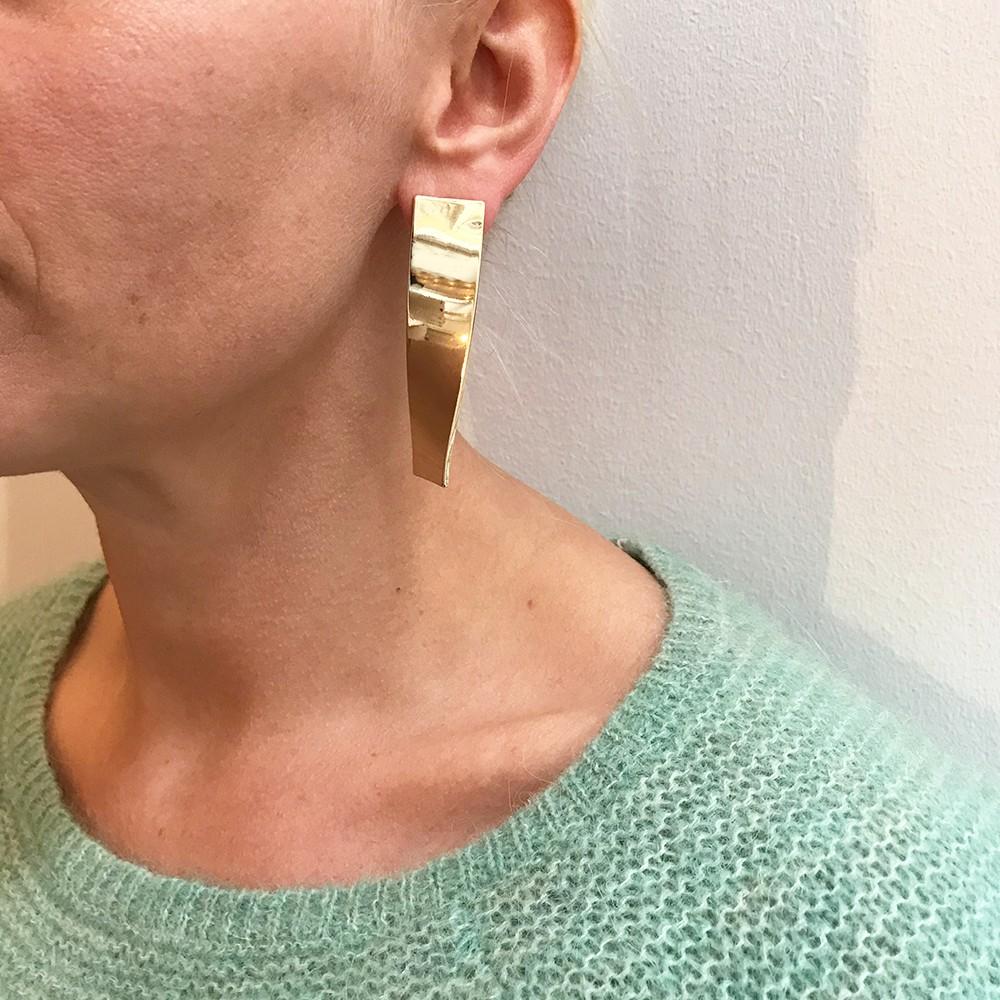 Jain Long Earring