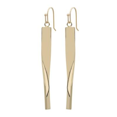 Jain Long Pendant Earring