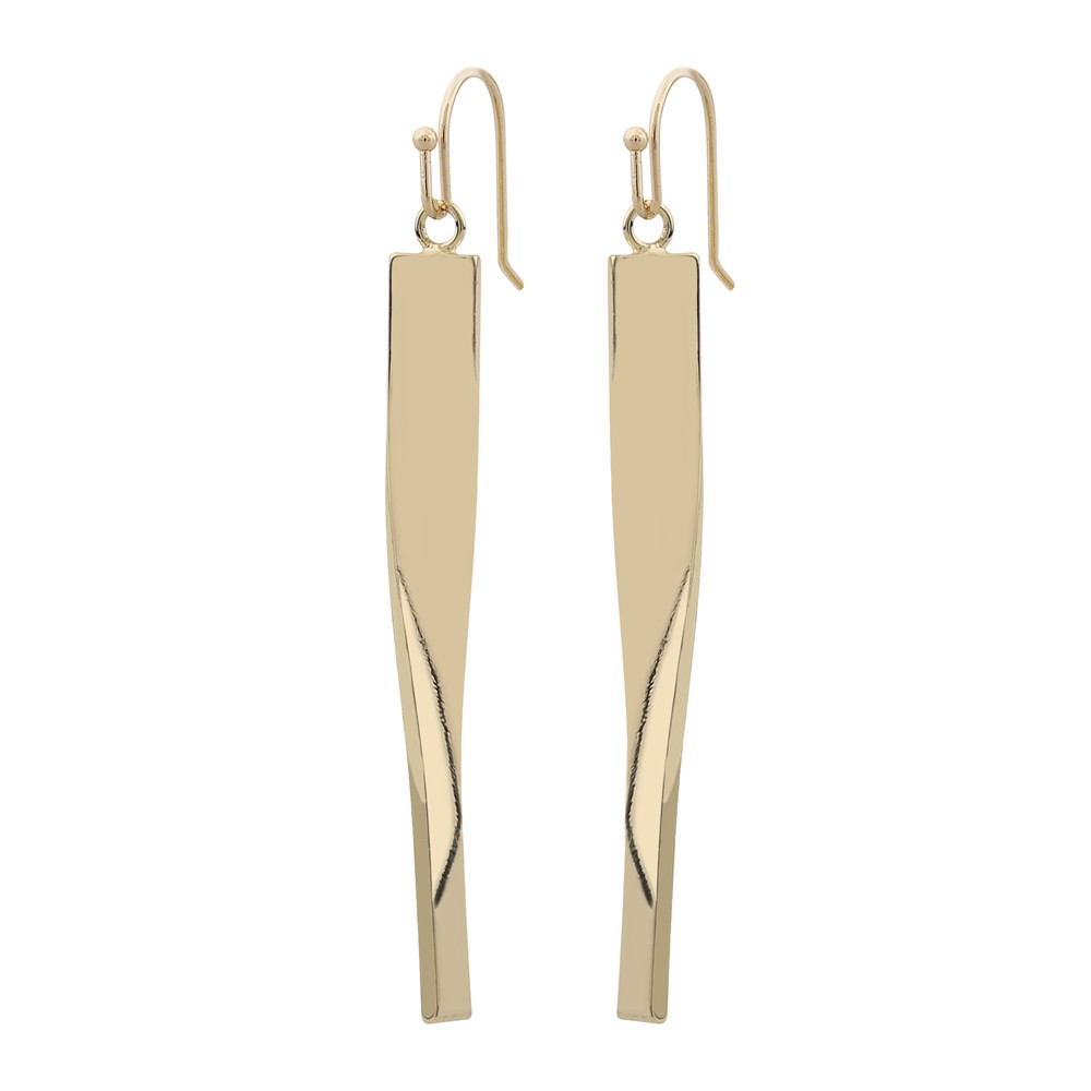 Jain Long Pendant Earring