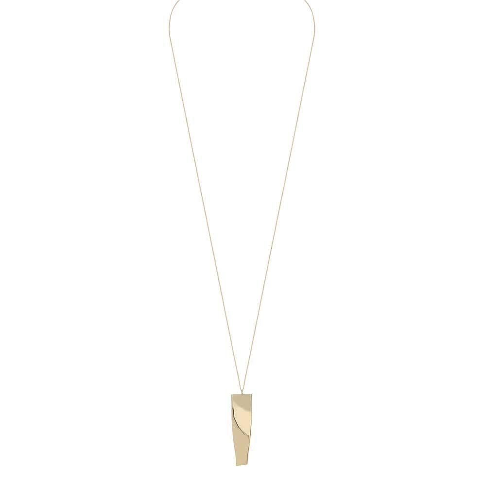 Jain Pendant Necklace