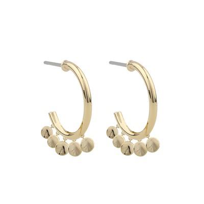 Jain Ring Earring