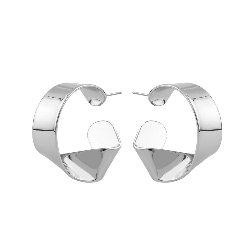 Jain Small Oval Earring
