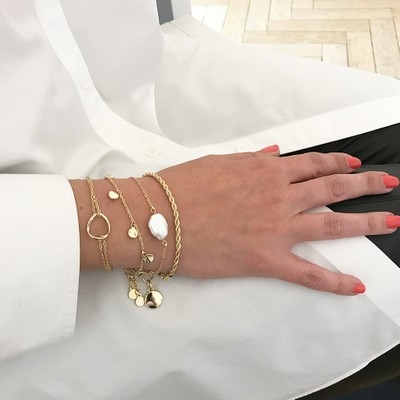 Maxime Chain Bracelet