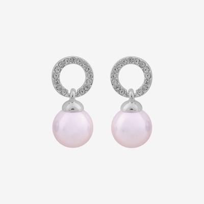 Daria Pearl Pendant Earring