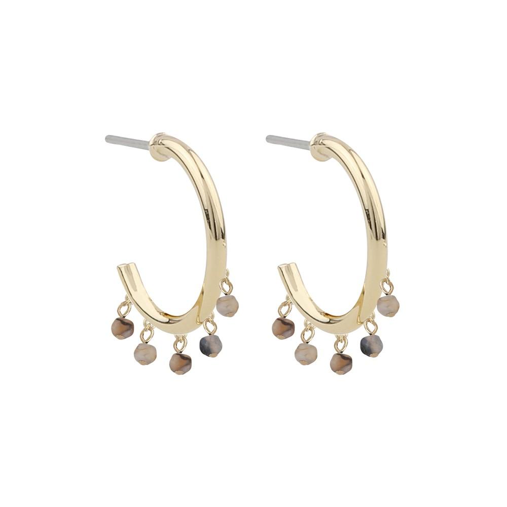 Roc Ring Earring